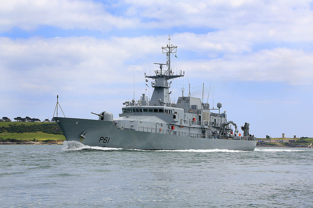 Third Samuel Beckett Class OPV to be purchased – Arguments over name commence!