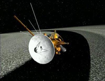 Cassini Image: ESA