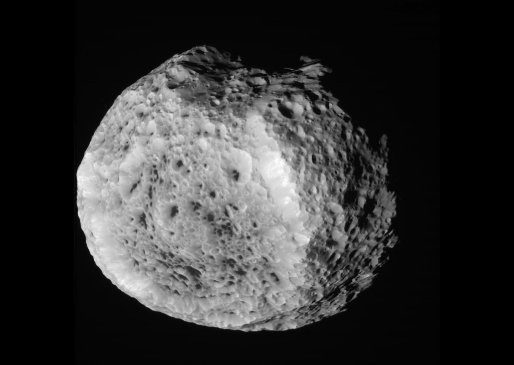 Hyperion / Image: ESA