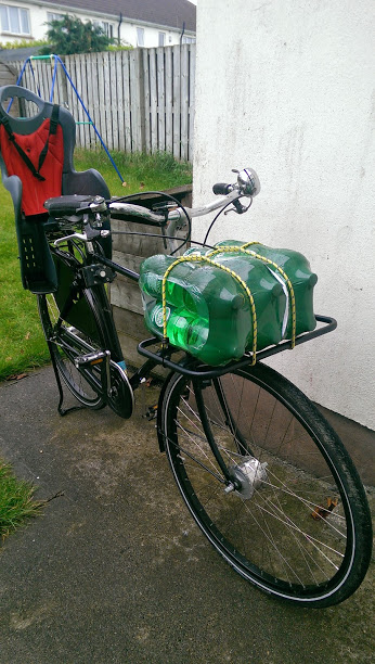Pashley - Front Carrier