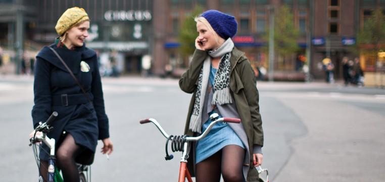 Cycle Chic by Sasa Tkalcan / CC 2.0