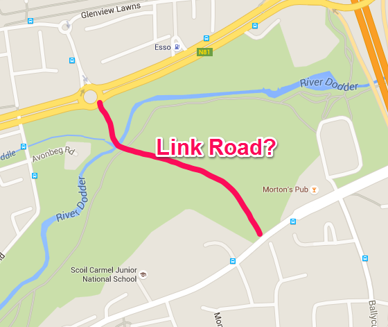 new-n81-firhouse-link-road-possible