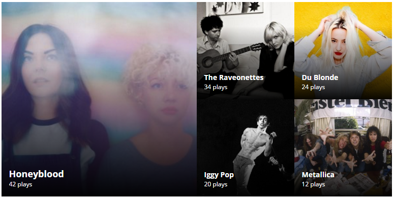 Honeyblood, The Raveonettes, Iggy Pop