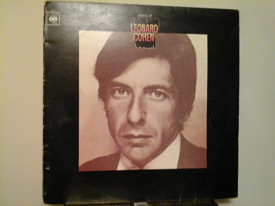 Leonard Cohen, LP