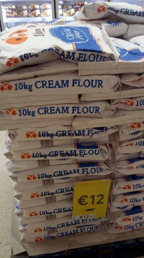 10kg flour bags